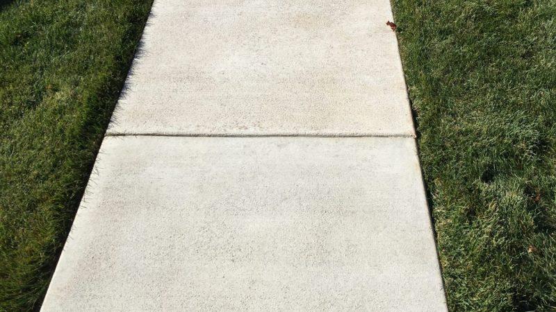 concrete rust removal service