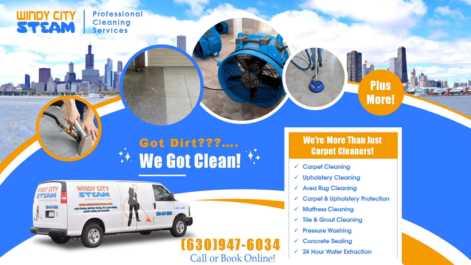 Windy City Steam Carpet Cleaners